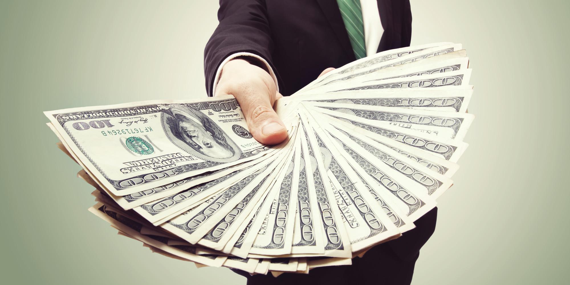 как стать миллионером, доллары, деньги