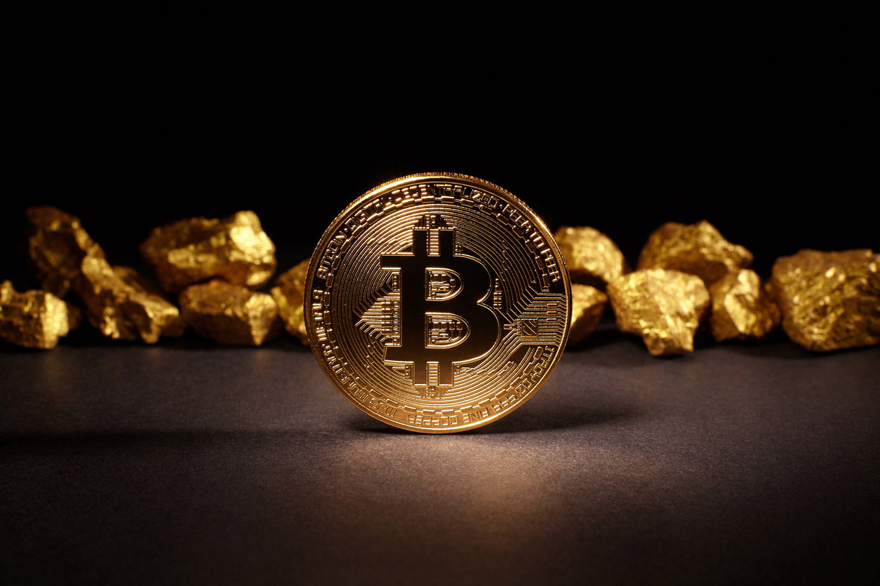 во что инвестировать - биткоин или золото